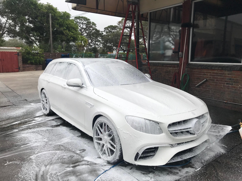 Hand Wash Car Wash >> Home Johnny S Car Wash Sarasota Fl