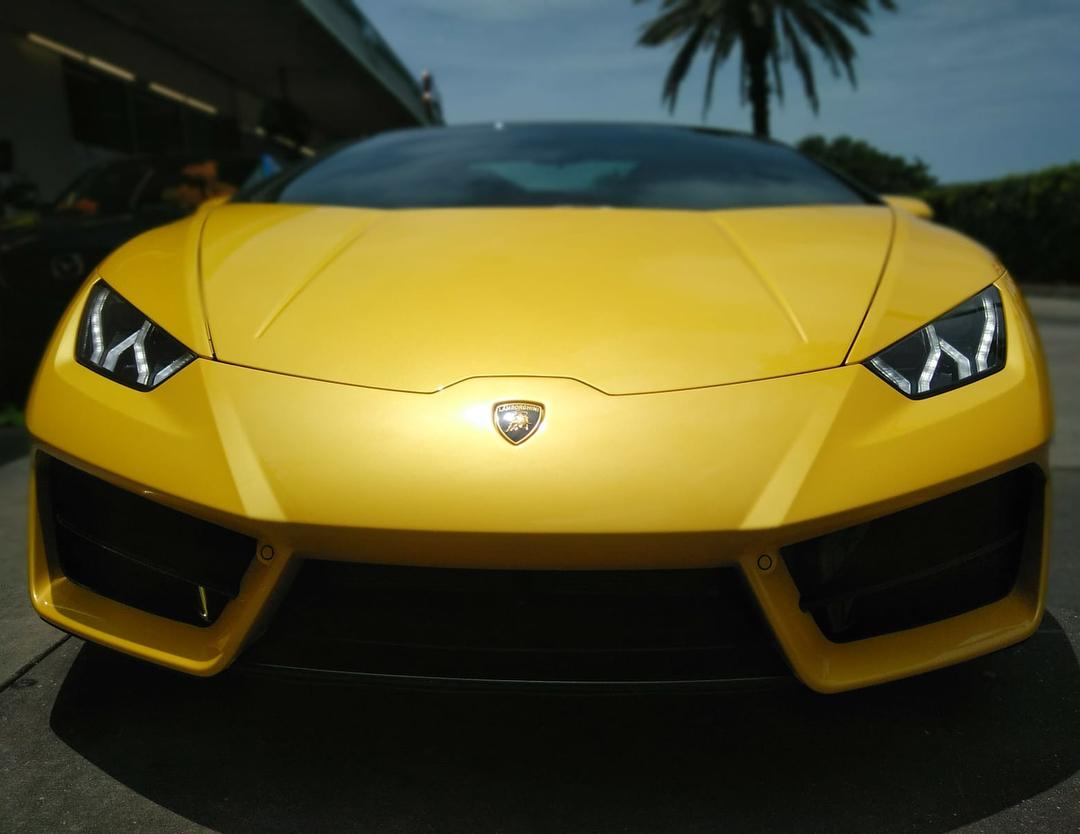 Full Detailing - Lamborghini Huracan